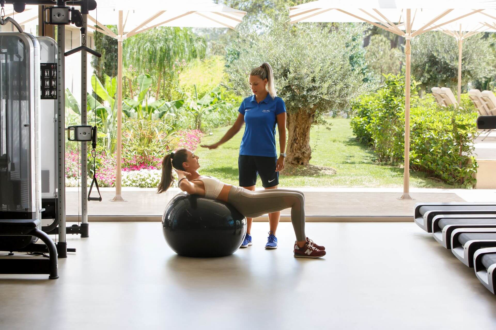 ikos-dassia-fitness-activities