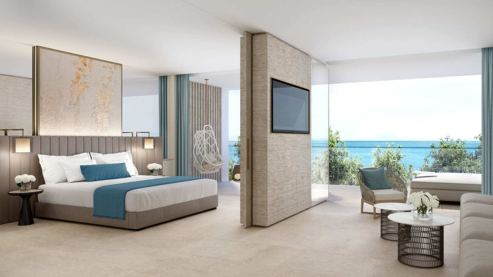 Ikos Andalusia One bedroom Sea view